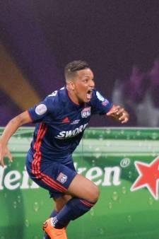 Van de Sanden wint Champions League met Lyon: drie assists