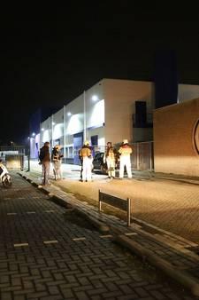 Damp vrijgekomen op Bedrijvenpark Twente in Almelo