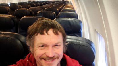Keuze zat: Litouwer enige passagier op vliegtuig met 188 zitjes