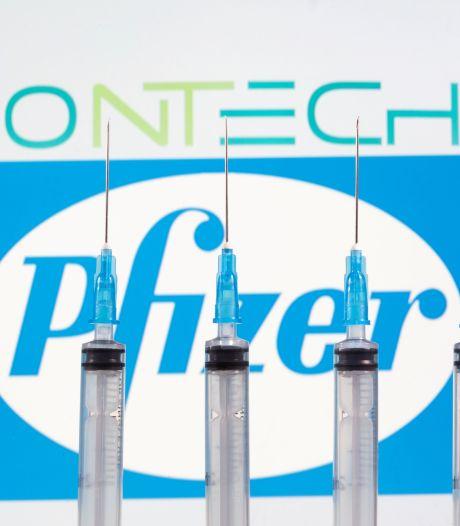 Pfizer/BioNTech dépose la demande d'autorisation de son vaccin en Europe