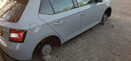 Tientallen auto-eigenaren dupe van diefstal airbags, banden en apparatuur