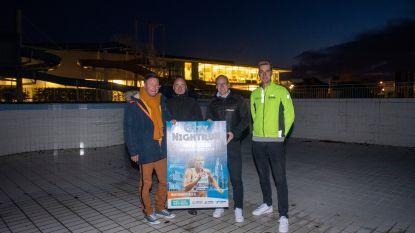 Eerste City Night Run & Walk in Wetteren telt al duizend deelnemers