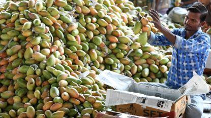 Overschot van 2 miljoen kilogram mango's op de Filipijnen