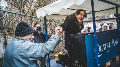 Actievoerders willen symbolische euro geven voor Sint-Anna