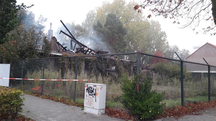 Resten van het 'Prijtkerkje' in Eindhoven