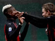 Milan verslaat dankzij Leão ook promovendus Spezia