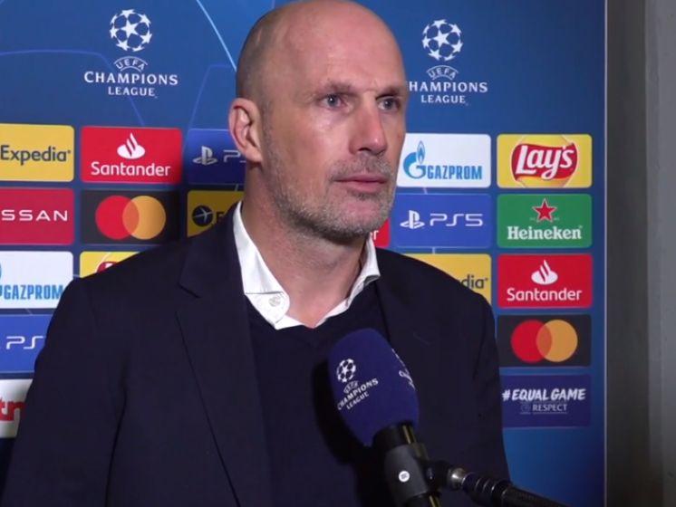 """Philippe Clement na nederlaag tegen Dortmund: """"Mirakels die we nodig hadden, bleven uit"""""""