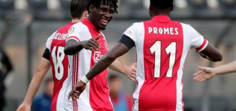 Traoré treedt met vijfklapper in voetsporen van Cruijff, Van Basten, Dillen en Malen