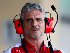 'Ferrari stuurt teambaas Arrivabene de laan uit'