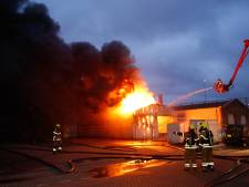 Geen asbest in omgeving na brand Calandstraat