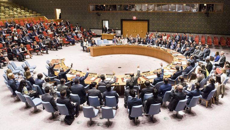 Bijeenkomst VN-Veiligheidsraad op 11 september