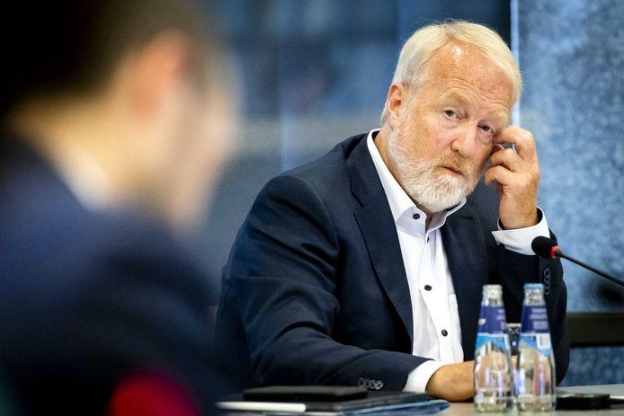 Jaap van Dissel, directeur van het Centrum voor Infectieziektebestrijding van het RIVM.