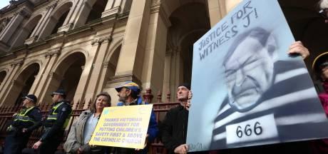 Australische rechter verwerpt beroep voor misbruik veroordeelde kardinaal Pell