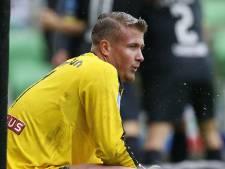 'FC Groningen-doelman Padt opgepakt na incident in trein'