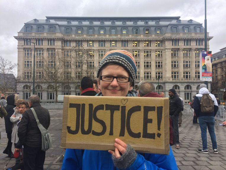 Poelaertplein: Louise Linderoth