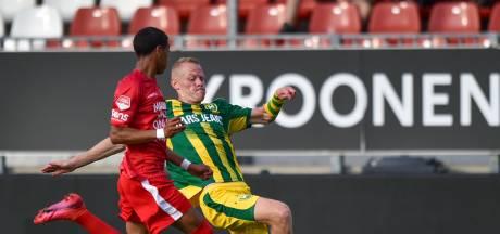 ADO Den Haag wint voor het eerst sinds 19 januari weer een wedstrijd