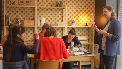 Fientastisch opent atelier in Doorniksewijk