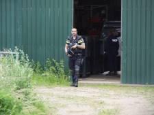 Beginnend drugslab in Baak ontmanteld