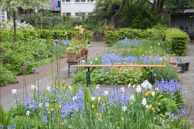 De Tuin van Jan Beeld Sanne Horn
