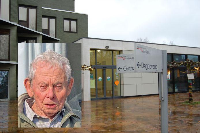Fons Claes was als voorzitter van het OCMW de architect van het nieuwe centrale rusthuis Wissekerke, waar hij nu zelf overleden is.