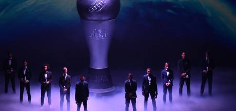 De Ligt, Van Dijk en De Jong in FIFA-elftal van het Jaar
