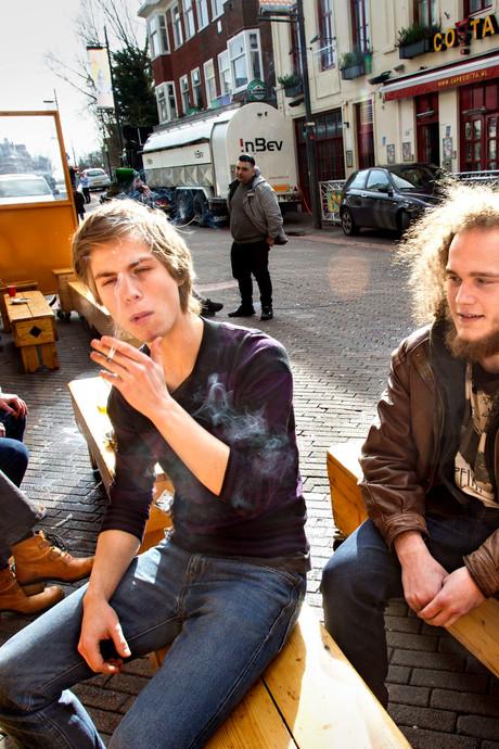 Coffeeshops Eindhoven: 'Alleen maar winnaars door wietwet'
