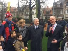 Twee jaar na terreuraanslagen in België krijgt Molenbeek een Cruyff Court