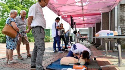 Cursus reanimatie en defibrillatie bij hartfalen
