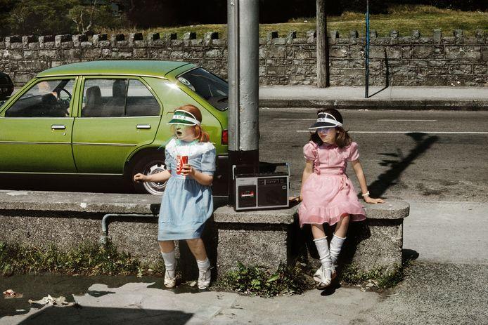 Galway, Ierland, 1988.