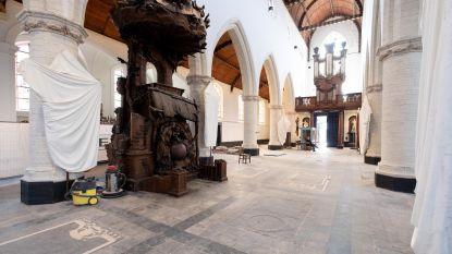Gerenoveerde Sint-Katelijnekerk heropent deuren