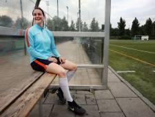 Ajax volgende stap in carrière van Caitlin Dijkstra: 'Hoop op veel speelminuten'