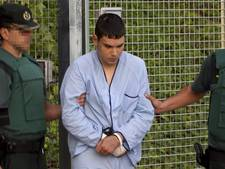 Verdachte aanslagen Spanje bekent: 'Plan voor een nog grotere aanslag'
