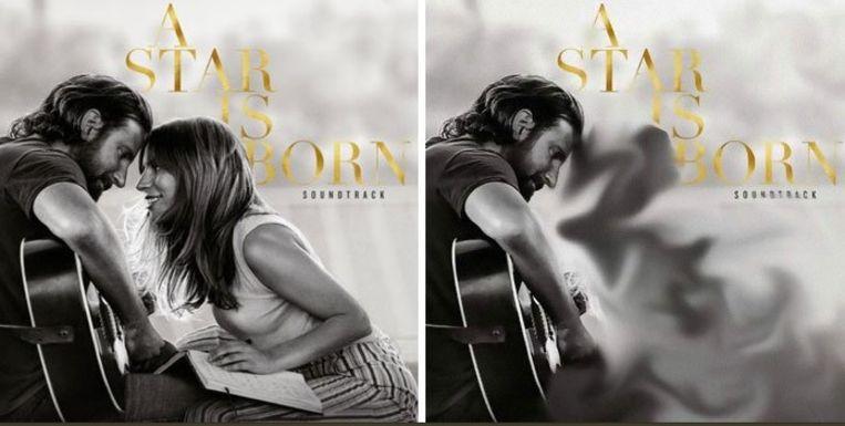 Idem bij de soundtrack van 'A Star is Born'.