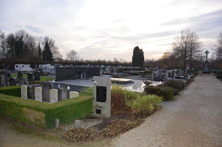 De begraafplaats Centrum wordt ontwikkeld tot een speels en groen rustpunt.