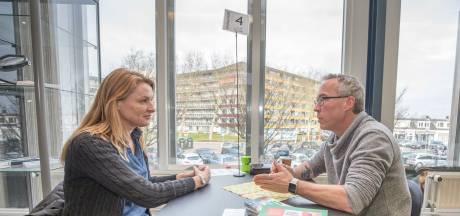 Een levend boek 'lenen' in Goes: mensen vertellen hun verhaal, indrukwekkend en soms aangrijpend
