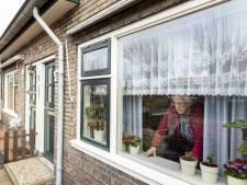 Na de dubbele moord gingen de gordijnen in de Nieuwstraat in Almelo dicht