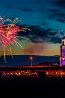 Opnieuw gaat de centrale vuurwerkshow in Deventer niet door: 'Een pas op de plaats'