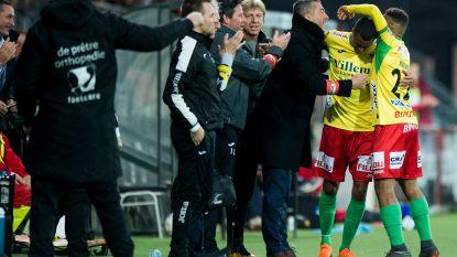 Custovic en KVO sluiten af met makkelijke zege tegen Antwerp
