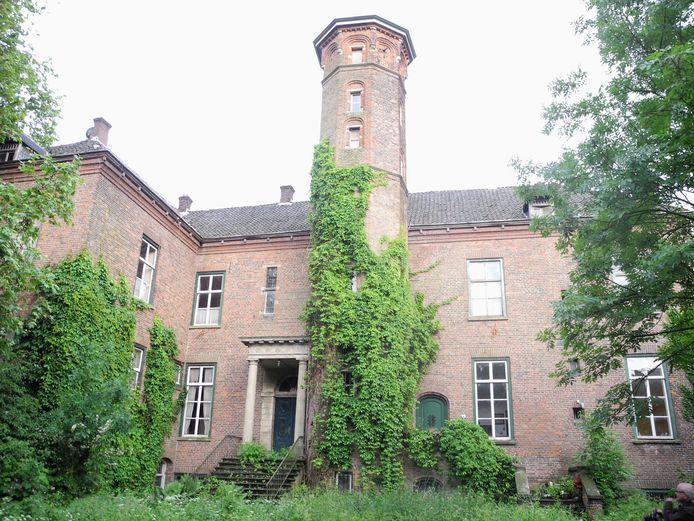 Huis Sevenaer, kasteel aan de oostzijde van Zevenaar.