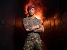Militair komt met sportmodelabel na crash met bermbom