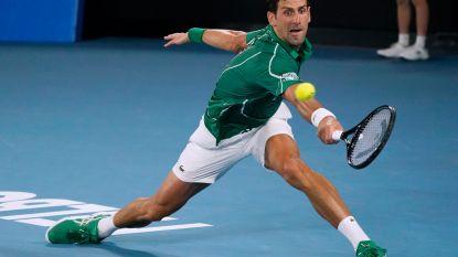 Achtste titel wacht op Djokovic