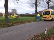 Buspassagier onwel geworden in Groesbeek