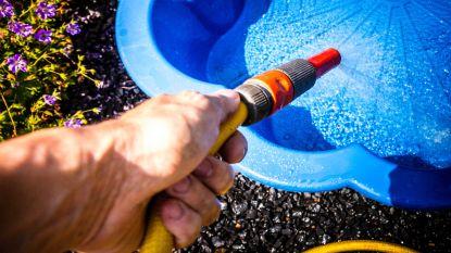 Voorrangsregels op komst voor waterverbruik bij extreme droogte