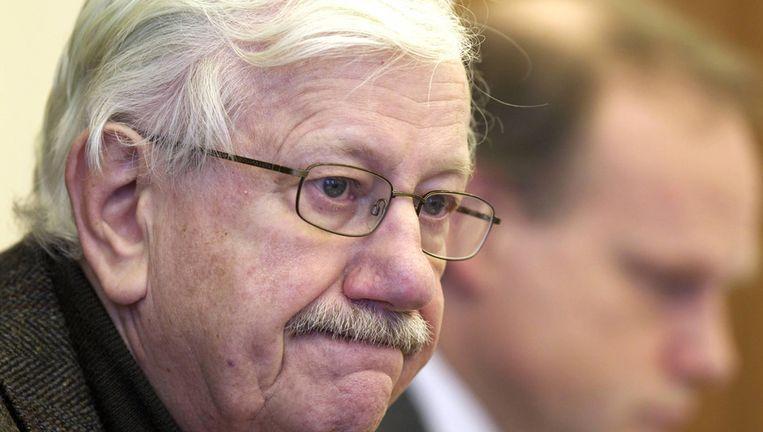 Philippe Moureaux (PS) was twintig jaar burgemeester van Molenbeek, van 1992 tot 2012.