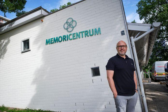 Het Memoricentrum van Christian van der Gaag opent komend weekeinde de deuren.
