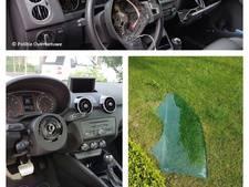 Airbagdieven slaan toe in meerdere straten in Zetten
