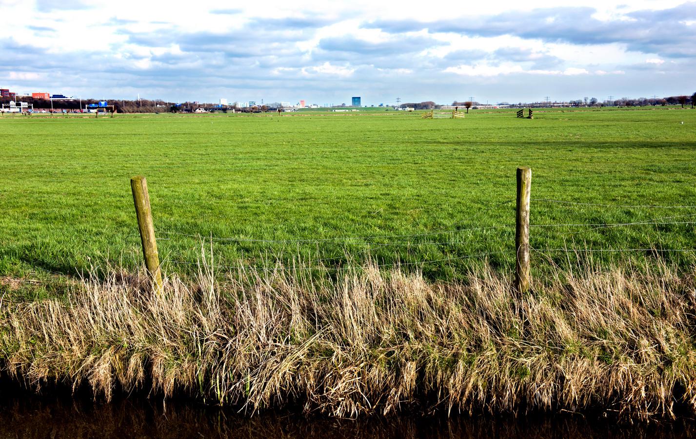 Polder Rijnenburg ten zuid-westen van Utrecht