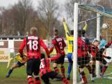 HVV'24 wint ook de tweede derby dit seizoen tegen Terneuzen
