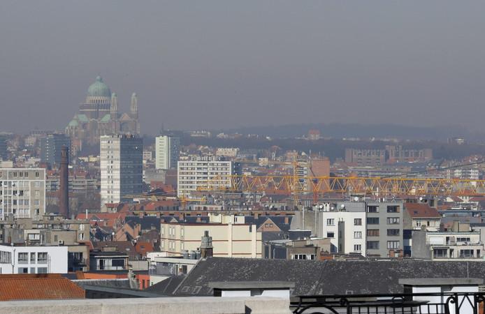 Smog sur Bruxelles: pic d'ozone sur la capitale (archives)  -