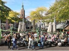 Grote Markt Den Haag goes vegan en sustainable